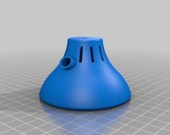 组装式迷你灯罩 3D模型  图2