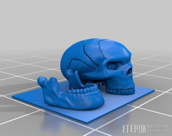 战争机器人Bane Thrall 3D模型  图5