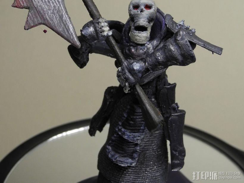 战争机器人Bane Thrall 3D模型  图11