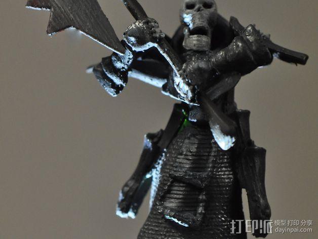 战争机器人Bane Thrall 3D模型  图12