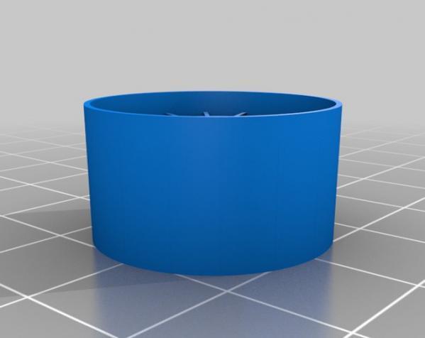 参数化线轴 3D模型  图3