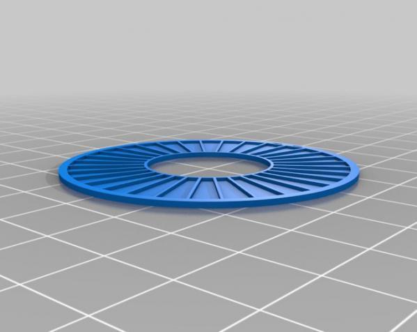参数化线轴 3D模型  图4