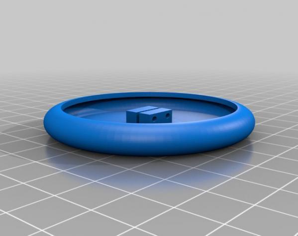 个性化徽章 3D模型  图4