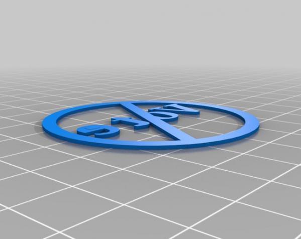 个性化徽章 3D模型  图7