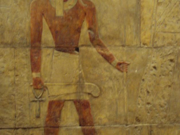 古埃及生命之符 3D模型  图2