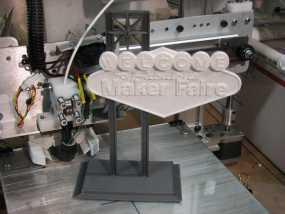 制汇节标志 3D模型