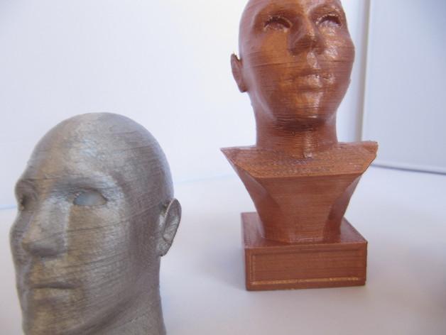 头像生成器 雕塑 3D模型  图4