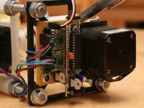 Eggbot/Spherebot底板 3D模型