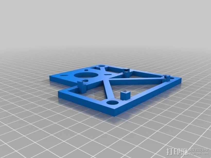 Eggbot/Spherebot底板 3D模型  图3