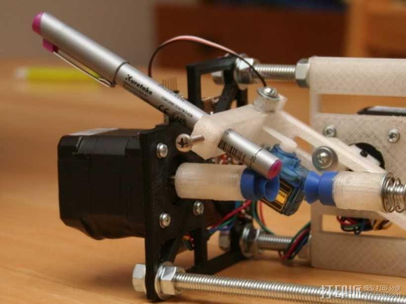 Eggbot/Spherebot底板 3D模型  图5