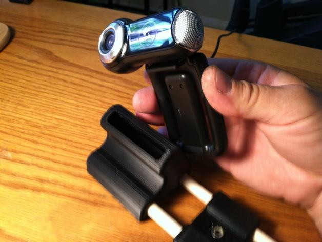 Makerscanner相机和激光器连接架 3D模型  图5
