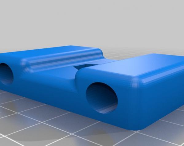 Makerscanner相机和激光器连接架 3D模型  图8