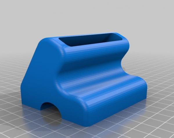 Makerscanner相机和激光器连接架 3D模型  图9