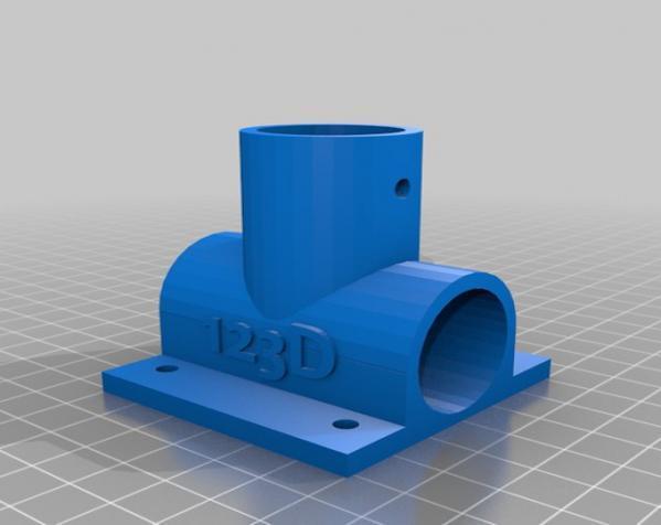 相机架 3D模型  图7