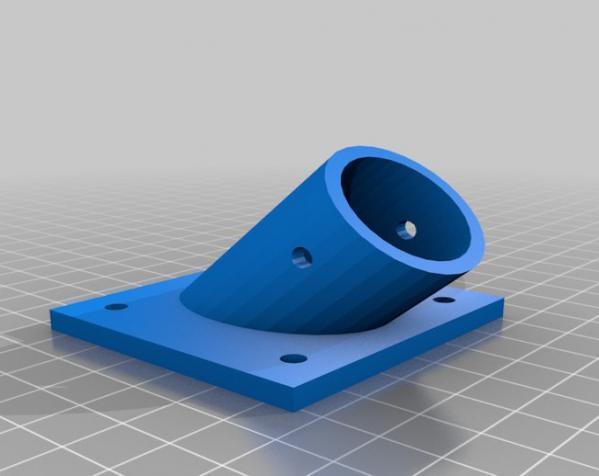 相机架 3D模型  图5