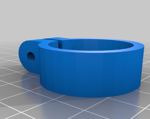 相机架 3D模型  图6