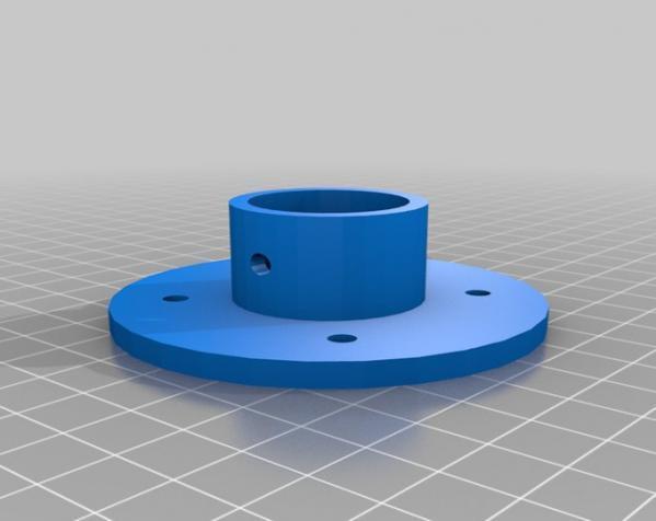 相机架 3D模型  图8