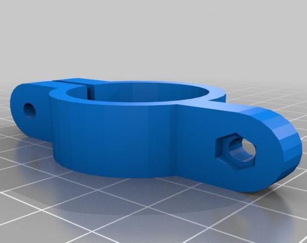 相机架 3D模型  图10