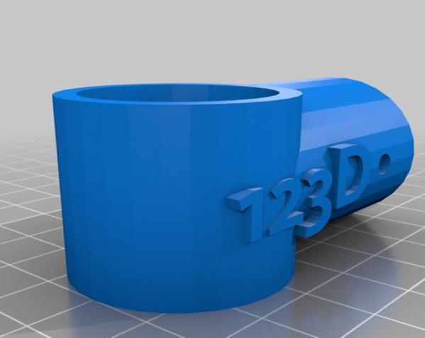 相机架 3D模型  图12