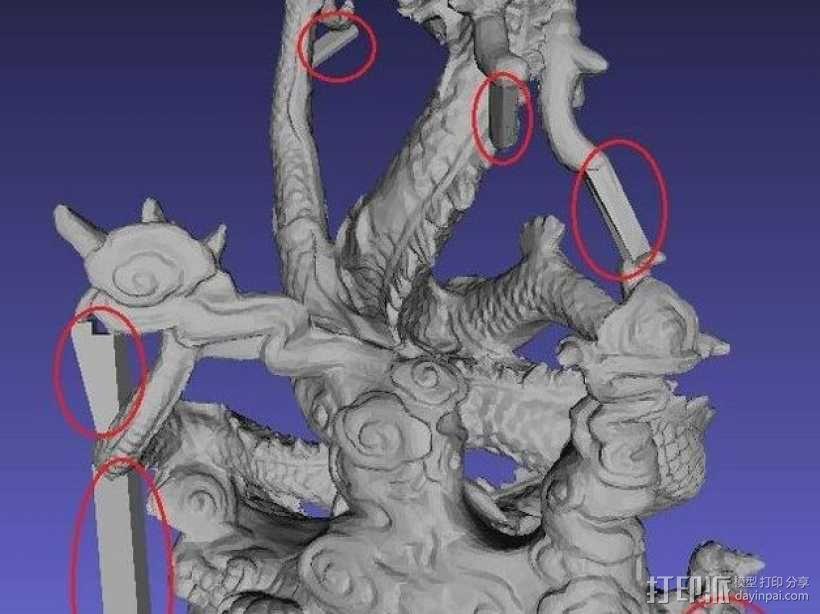 阿泰克龙 3D模型  图4