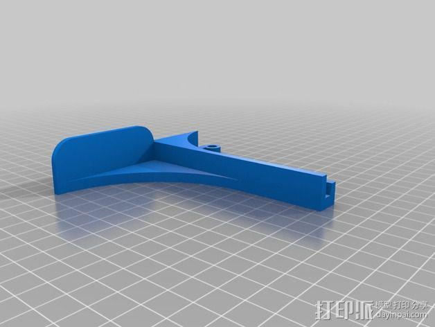 摄影扫描底座 3D模型  图5
