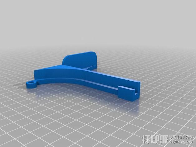 摄影扫描底座 3D模型  图4