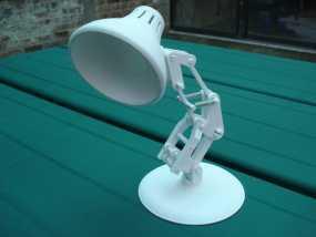 迷你台灯 3D模型
