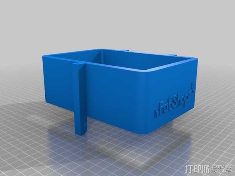 砂模铸造套件 3D模型  图4