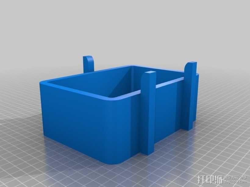 砂模铸造套件 3D模型  图5