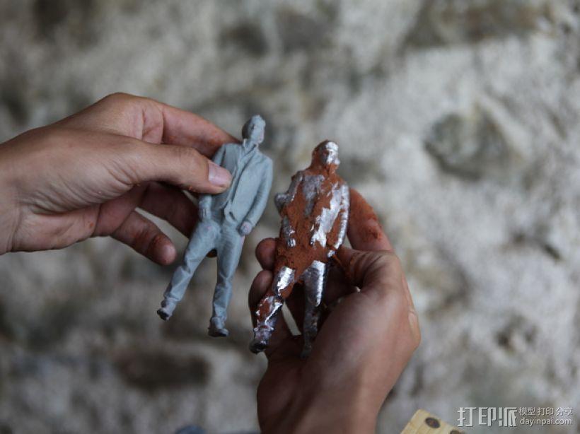 砂模铸造套件 3D模型  图10