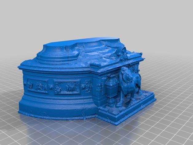 巴黎协和广场 3D模型  图6