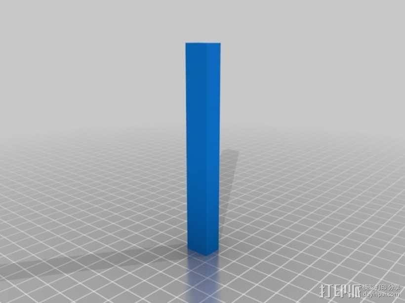 岩石滚揉机 3D模型  图14