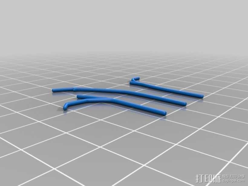 雪人奥拉夫 3D模型  图8