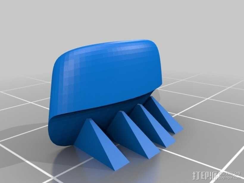 雪人奥拉夫 3D模型  图9