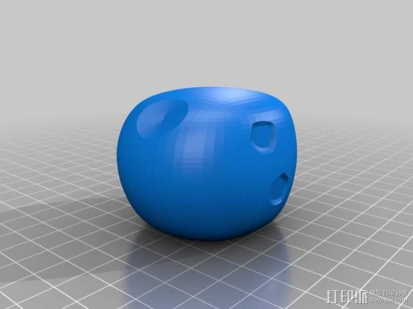 雪人奥拉夫 3D模型  图11