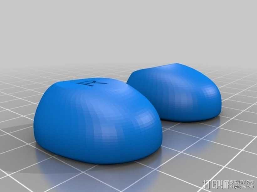 雪人奥拉夫 3D模型  图15