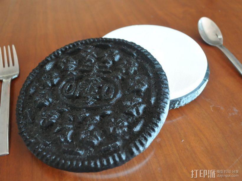 奥利奥饼干 模型 3D模型  图5