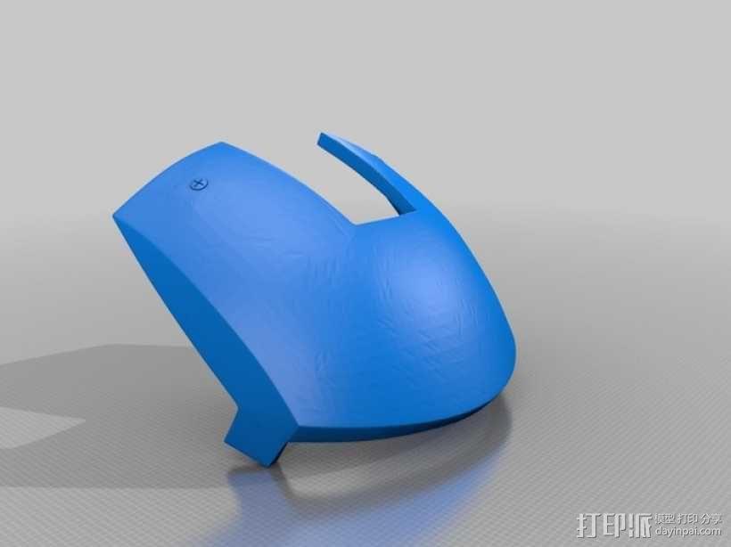 钢铁侠MK3头盔 3D模型  图5