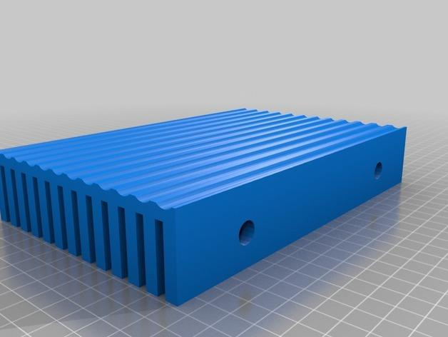 3D打印 盲文书 3D模型  图5