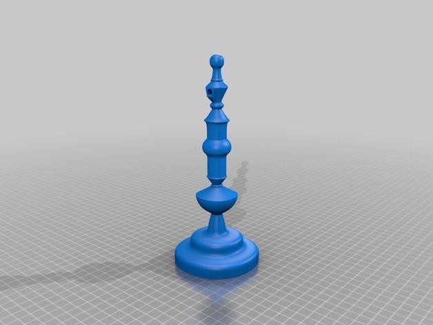 迷你天平 3D模型  图12
