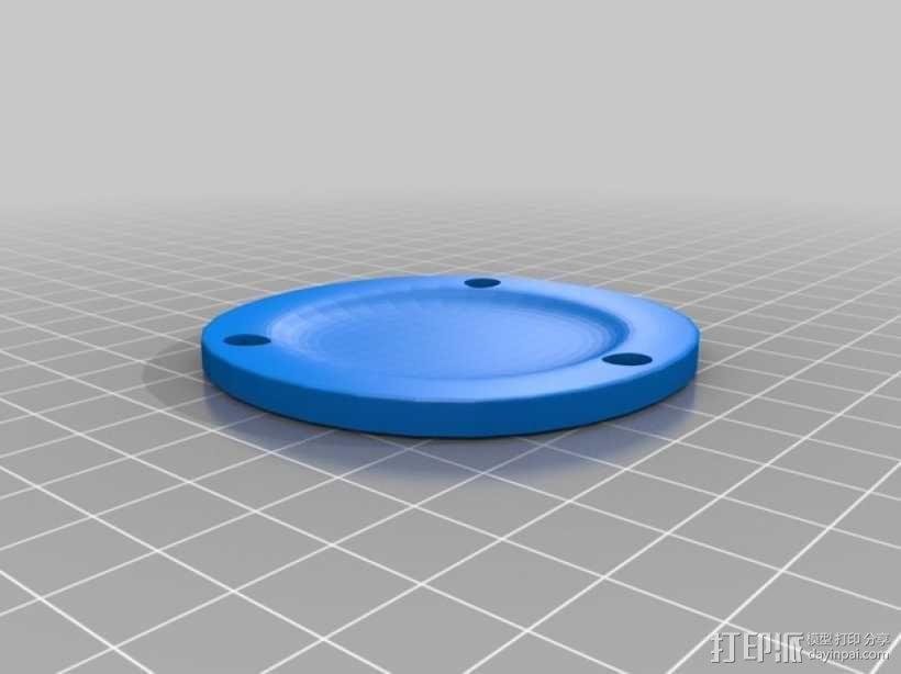 迷你天平 3D模型  图15
