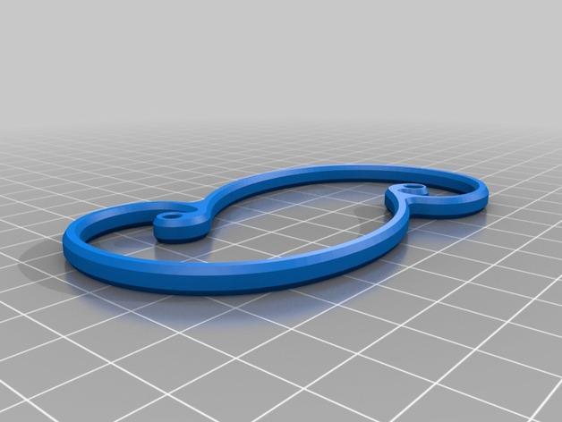 海马形齿轮 3D模型  图6