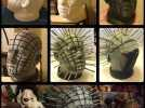 Hellraiser 头像雕塑 3D模型 图2