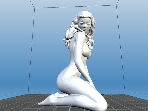 人体艺术 模型 3D模型  图3