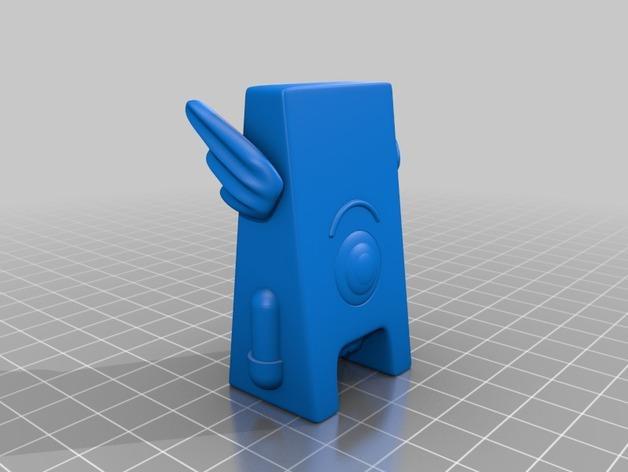 Toofie牙齿玩具 3D模型  图3