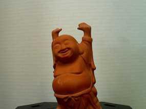佛像 雕塑 3D模型