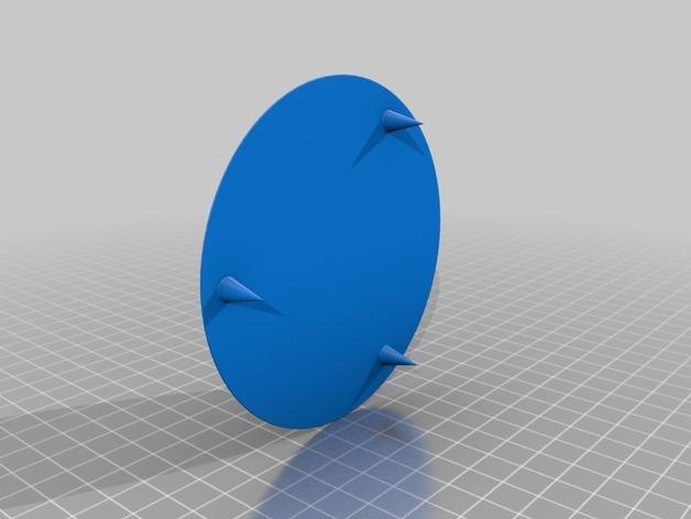 企鹅 蛋糕装饰 3D模型  图4
