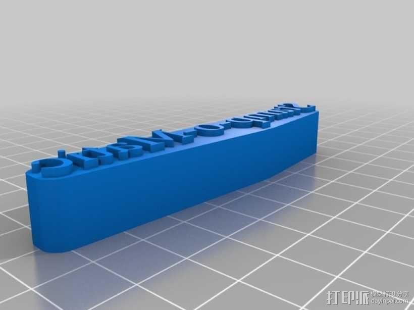 图章 3D模型  图5