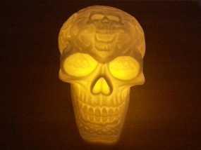 凯尔特头骨 模型 3D模型