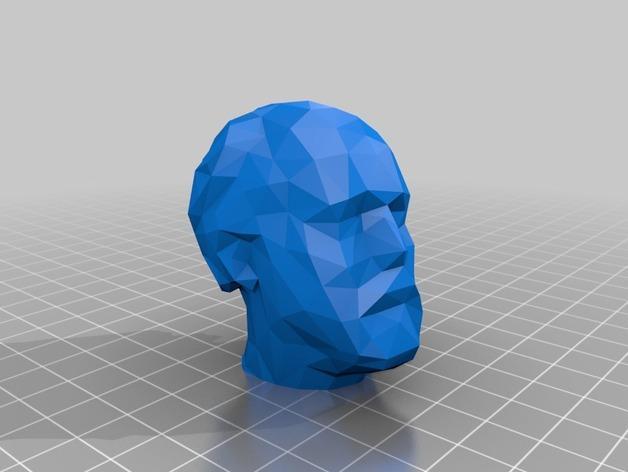 道格拉斯·柯普兰 3D模型  图2